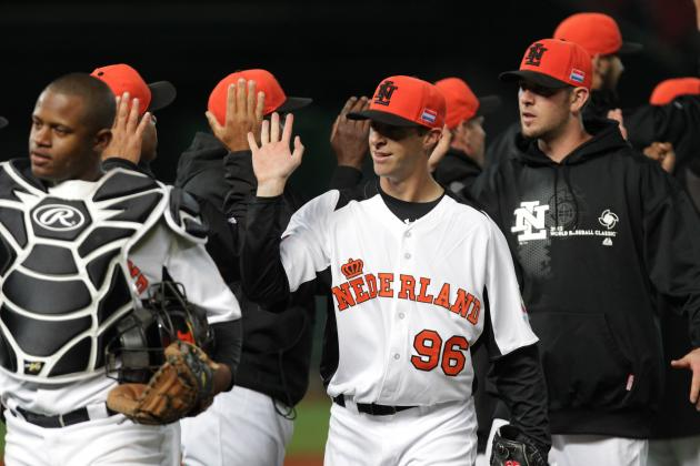 World Baseball Classic 2013 Bracket: How Netherlands' Road Got a Bit Easier