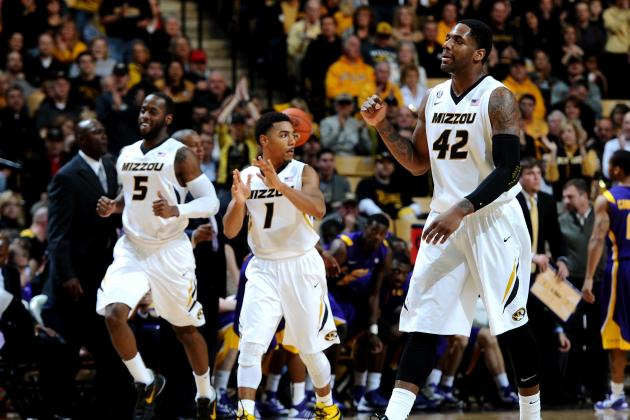 Missouri 89, LSU 76