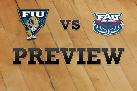 FL Internationial vs. Florida Atlantic: Full Game Preview