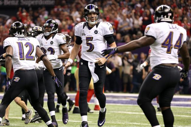 Ravens Lock Down Plan, Players (Notably a QB) for Next Dynasty