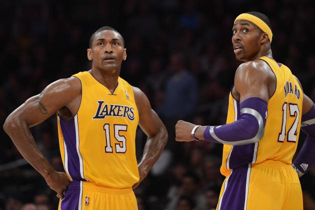 Metta World Peace suggests NBA doesn't protect Dwight Howard