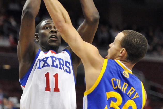 NBA Gamecast: Warriors vs. 76ers