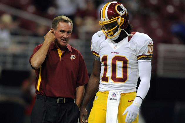 Washington Redskins' Coach Shanahan 'We've Got the Nucleus of the Right People'