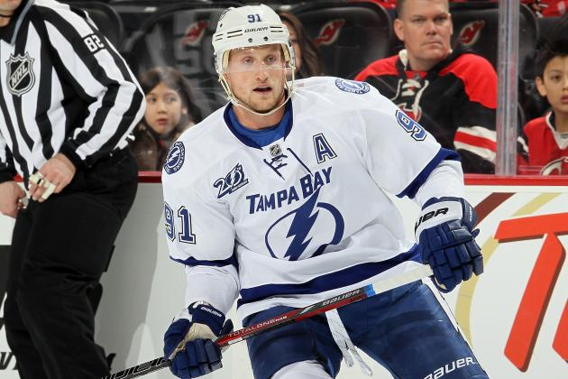 3 Reasons We Have Yet to See the Best of the Lightning's Steven Stamkos