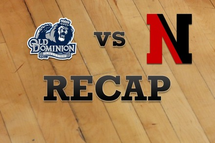 Old Dominion vs. Northeastern: Recap, Stats, and Box Score