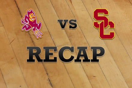 Arizona State vs. USC: Recap, Stats, and Box Score