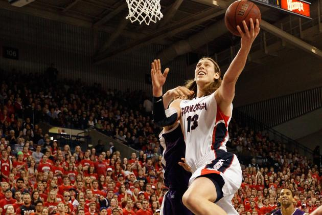 NBA Scouting Report, Analysis and Predictions for Gonzaga's Kelly Olynyk
