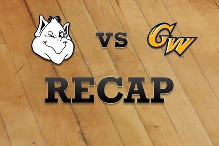 Saint Louis vs. George Washington: Recap, Stats, and Box Score