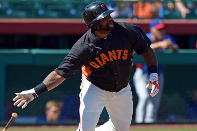 Sandoval Blasts off in Final Pre-WBC at-Bat; Lincecum Expected Back Soon