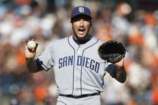 Fantasy Baseball 2013: Will Huston Street Be the Fantasy Closer of the Year?