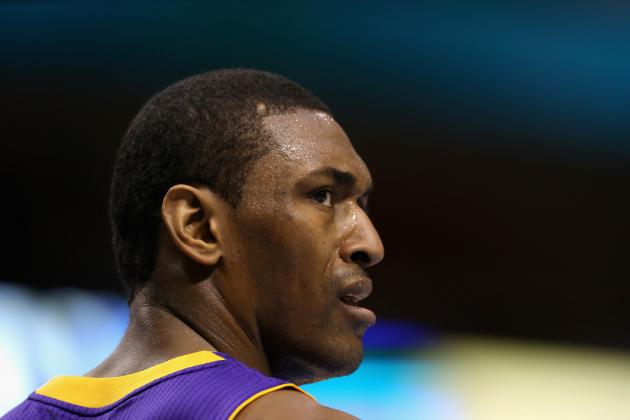 Metta World Peace Says He's 'Playing Hard,' Not Dirty