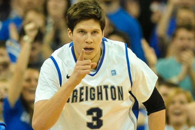 Doug McDermott's 41-Point Outburst Is Sign Creighton Star Should Enter NBA Draft