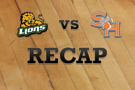 SE Louisiana vs. Sam Houston State: Recap, Stats, and Box Score