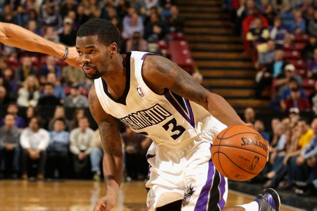 Aaron Brooks and the Sacramento Kings Agree to a Buyout