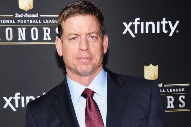 Troy Aikman on Coaching Changes: I Don't Know It Means