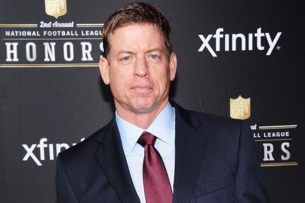 Troy Aikman on Cowboys Draft: Offensive Line Would Be My First Priority