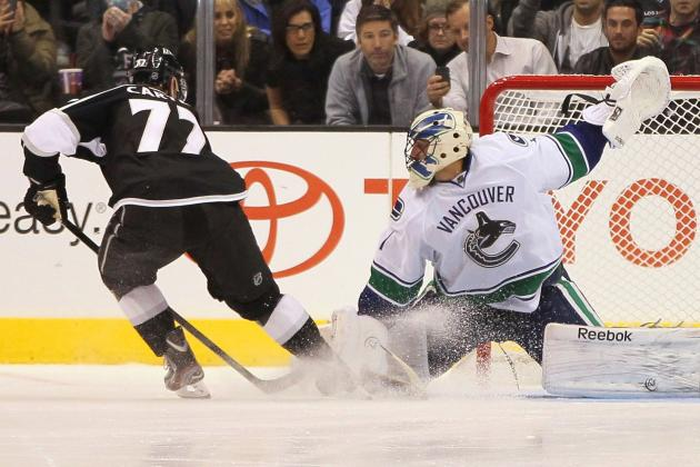 ESPN Gamecast: Kings vs. Canucks