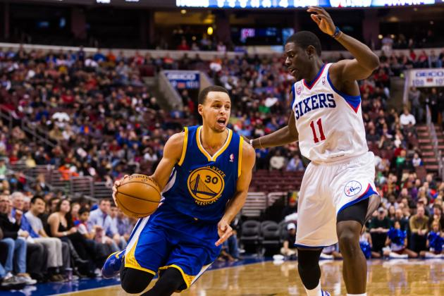 76ers Beat Warriors 104-97