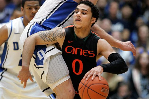 Choas in Cameron: Miami Comback Falls Short at Buzzer