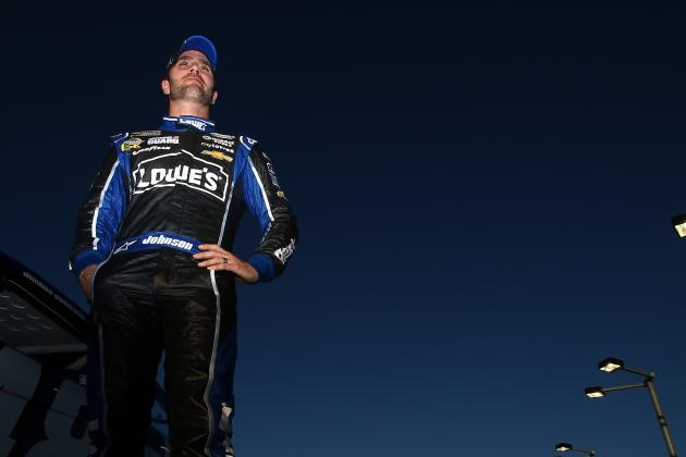 NASCAR: Can Jimmie Johnson Make It Two in a Row in Phoenix?