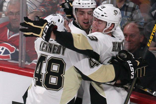 Brandon Sutter OT Goal (03.02.13) Video