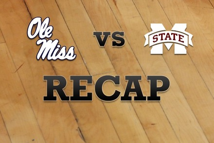Mississippi vs. Mississippi State: Recap, Stats, and Box Score