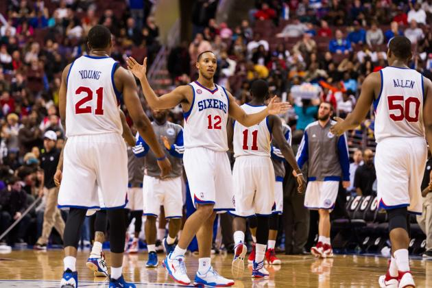 76ers Rally to Beat Golden State