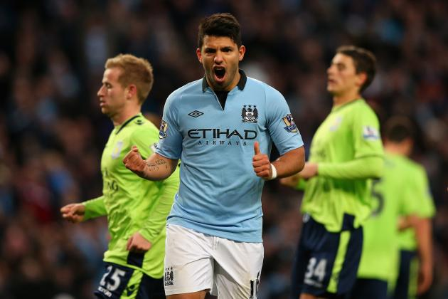 Aston Villa vs. Manchester City: Bold Predictions for EPL Week 28 Clash