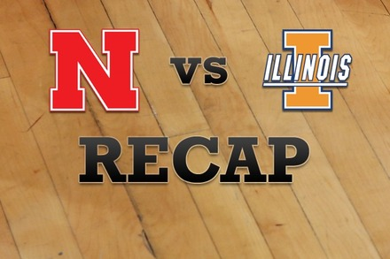 Nebraska vs. Illinois: Recap, Stats, and Box Score