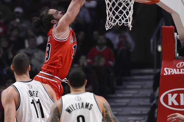 Bulls Beat Nets 96-85