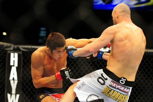 UFC on Fuel 8 Results: What's Next for Dong Hyun Kim?