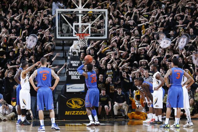 SEC Tournament 2013: Power Ranking Biggest Threats for March Madness Tourney