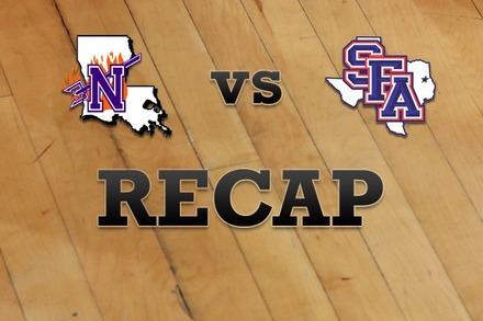 Northwestern State vs. Stephen F. Austin: Recap, Stats, and Box Score