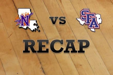 Northwestern State vs. Stephen F. Austin: Recap, Stats, and Box Score