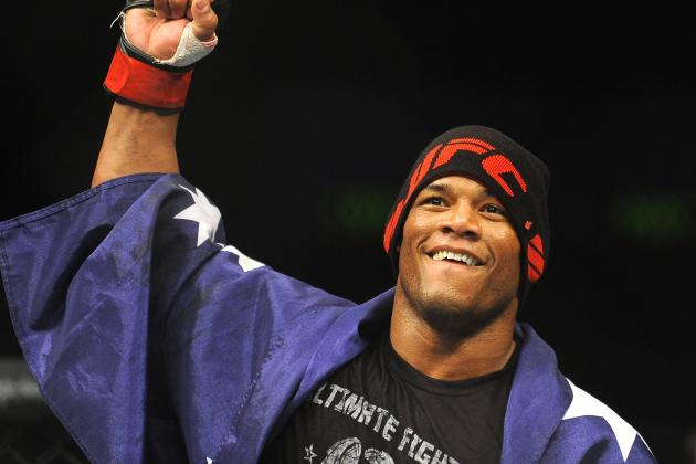 UFC on Fuel 8 Results: Did Hector Lombard Overlook Yushin Okami?