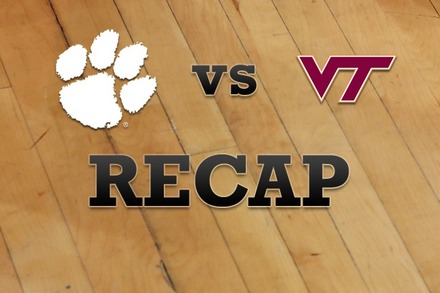 Clemson vs. Virginia Tech: Recap, Stats, and Box Score
