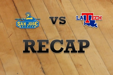 San Jose State vs. Louisiana Tech: Recap, Stats, and Box Score