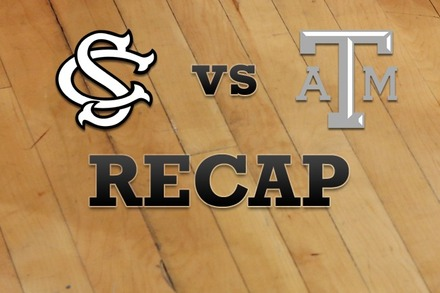 South Carolina vs. Texas A&M: Recap, Stats, and Box Score