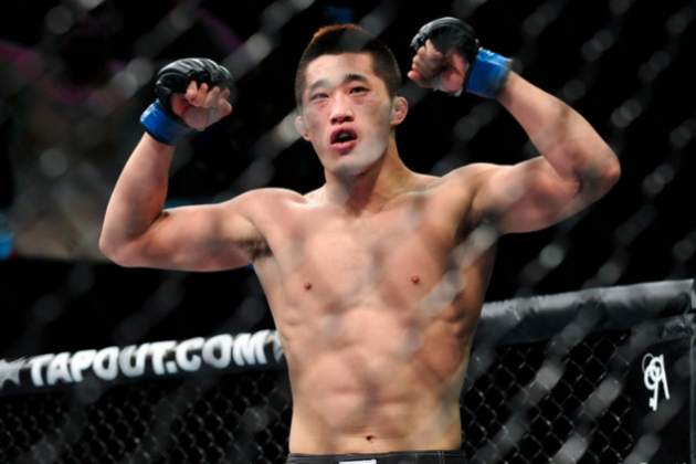 UFC on Fuel 8 Results: What We Learned from Siyar Bahadurzada vs. Dong Hyun Kim