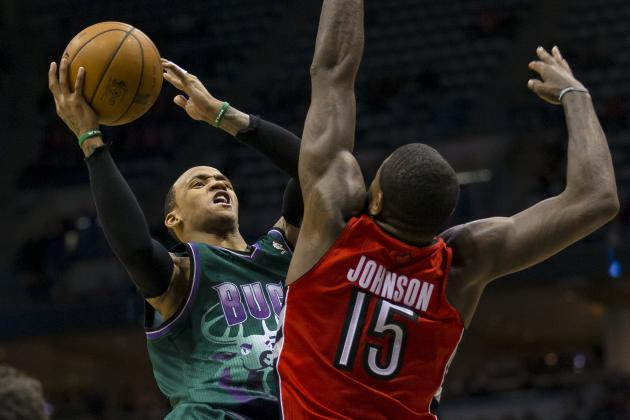 Shorthanded Raptors Fall to Milwaukee Bucks in Overtime