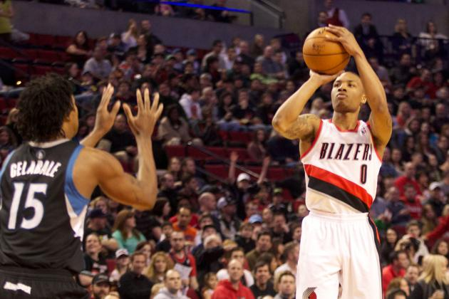 Damian Lillard and Bench Lead Way in 109-94 Win Against Minnesota