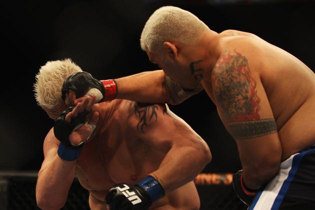 UFC on Fuel 8 Results: What We Learned from Mark Hunt vs. Stefan Struve