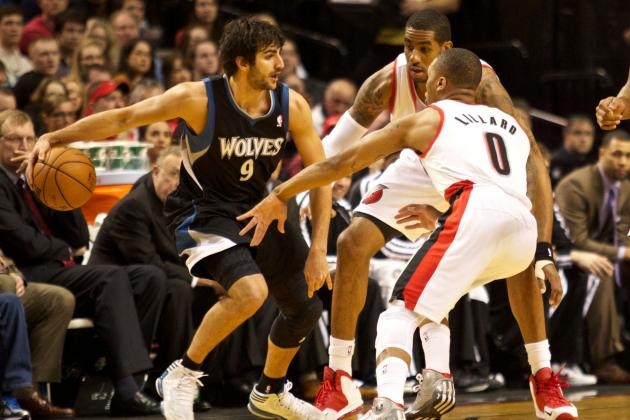 Blazers Beat T-Wolves 109-94