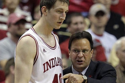 Big Handsome Wins Ugly as Hoosiers Down Iowa, 73-60