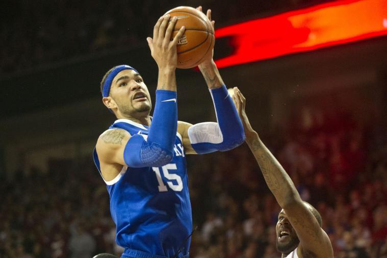 Kentucky Basketball Falls to Tenacious Arkansas 73-60