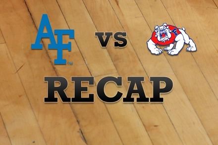 Air Force vs. Fresno State: Recap, Stats, and Box Score