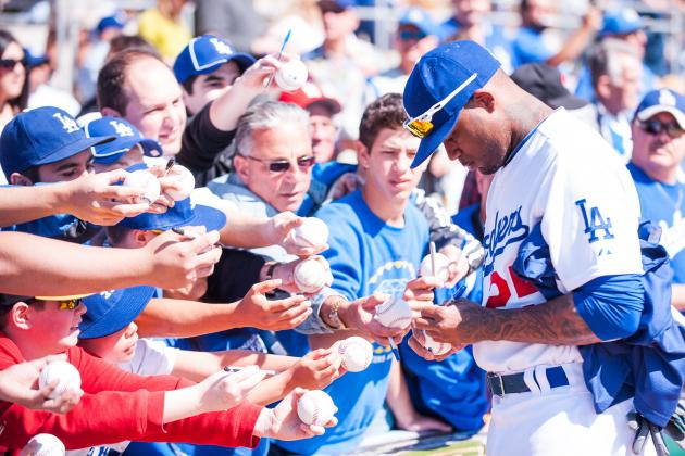 Los Angeles Dodgers 2013: Carl Crawford Replaced in Left Field?