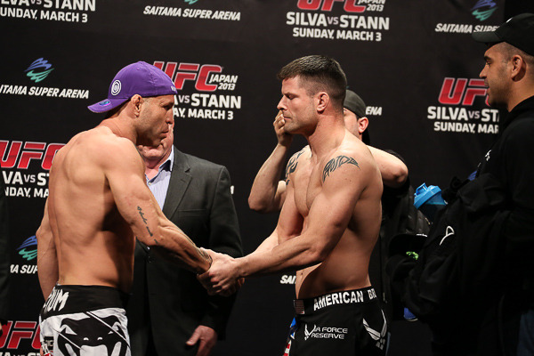 Twitter Reacts to UFC on Fuel 8: Silva vs. Stann
