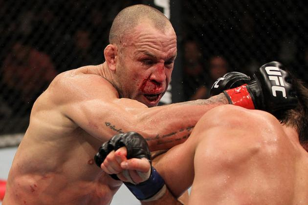 UFC on Fuel 8 Results: Silva and Stann Turn in Early Fight of the Year Candidate