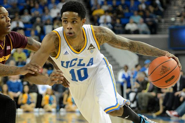 Once Considered a College Bust, Larry Drew II Is Flourishing at UCLA